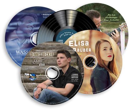 CD-Produktion